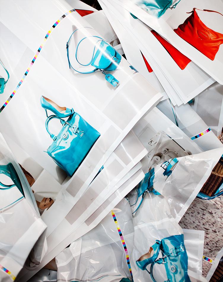 Longchamp imprimerie