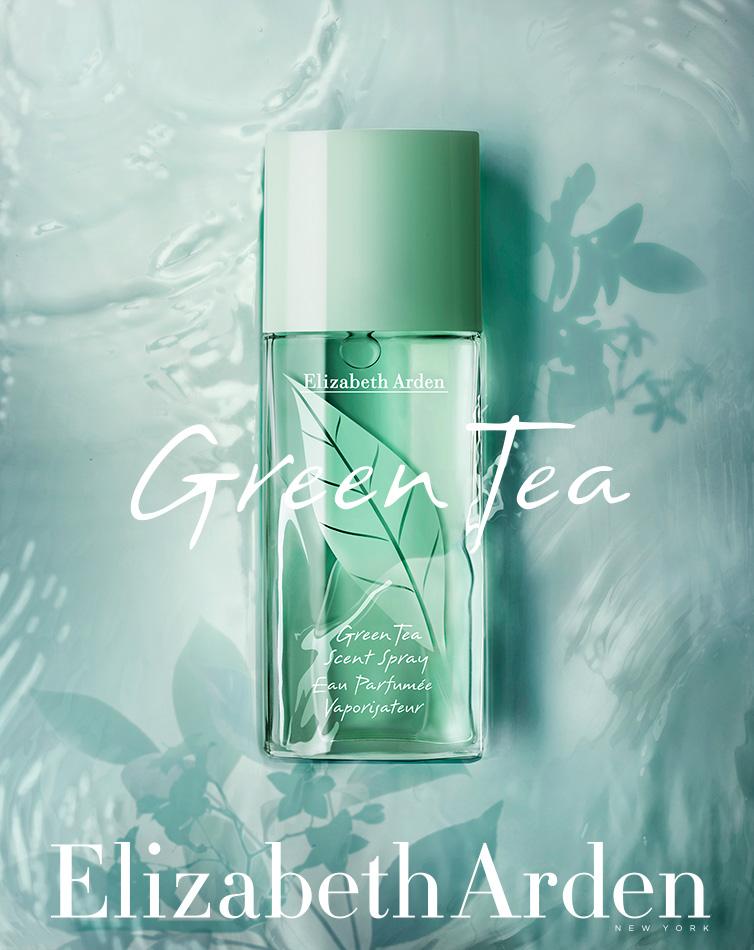 Elizabeth Arden Green Tea perfume