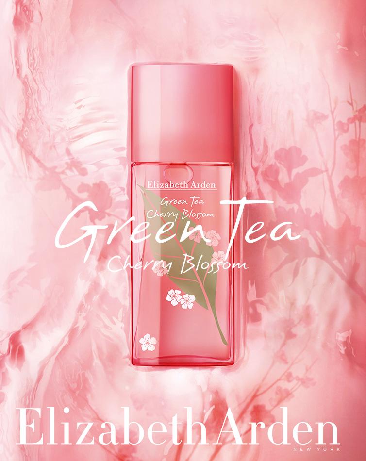 Elizabeth Arden Green Cherry Blossom perfume