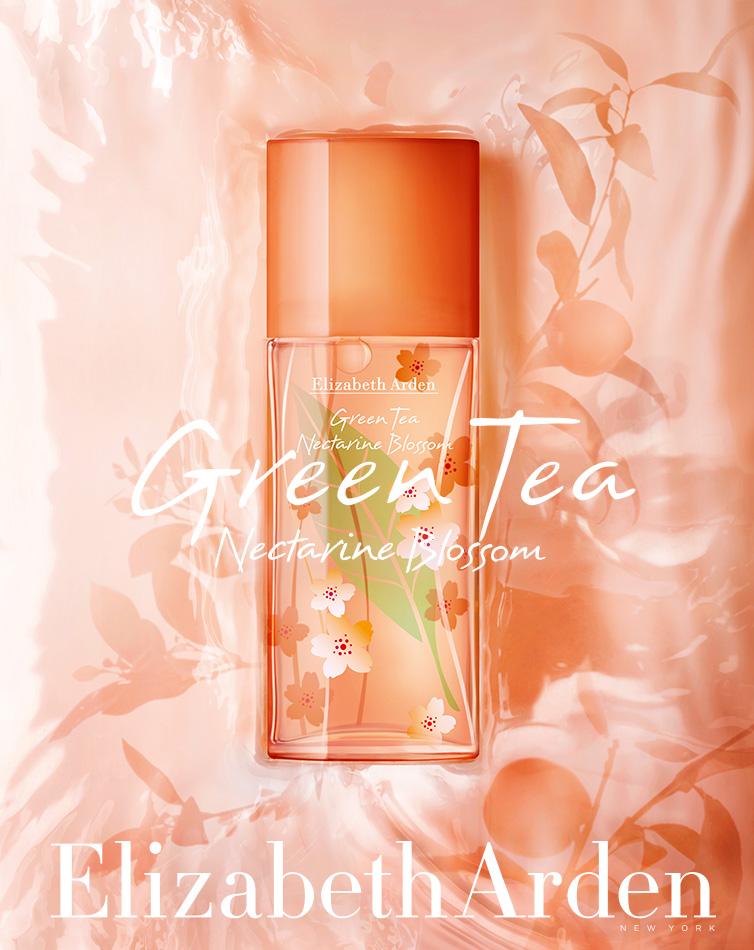Elizabeth Arden Green Tea Nectarine Blossom perfume