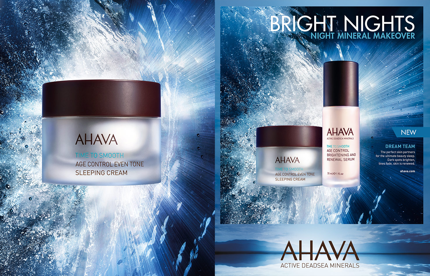 Cosmetics Ahava Time To Smooth