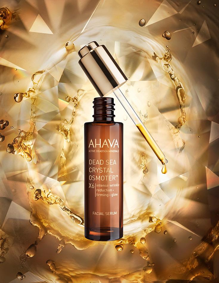 Cosmetics Ahava Crystal Osmoter
